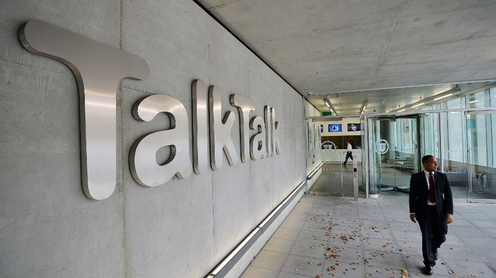 Teenager arrested in Northern Ireland over TalkTalk cyber attack