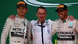 Nico Rosberg are not on the best of terms Lewis Hamilton