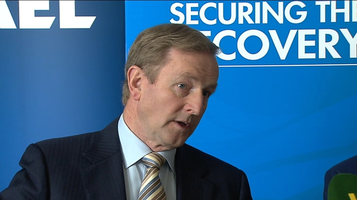 Taoiseach's remarks about guarding ATMs under fire