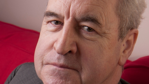 """John Banville: """"I write for the woman who comes up to me and says, very timidly, very delicately: `you got it right there.'"""""""