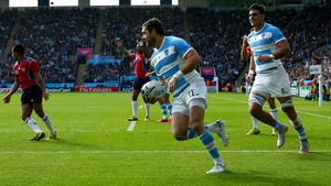 It could be Horacio Agulla's last appearance for Argentina on Friday
