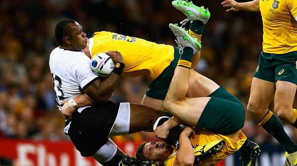 Australia's dominance of the breakdown has been founded on the combination of Pocock and Hooper