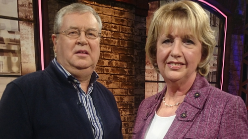 Joe Duffy is joined by former President of Ireland Mary McAleese