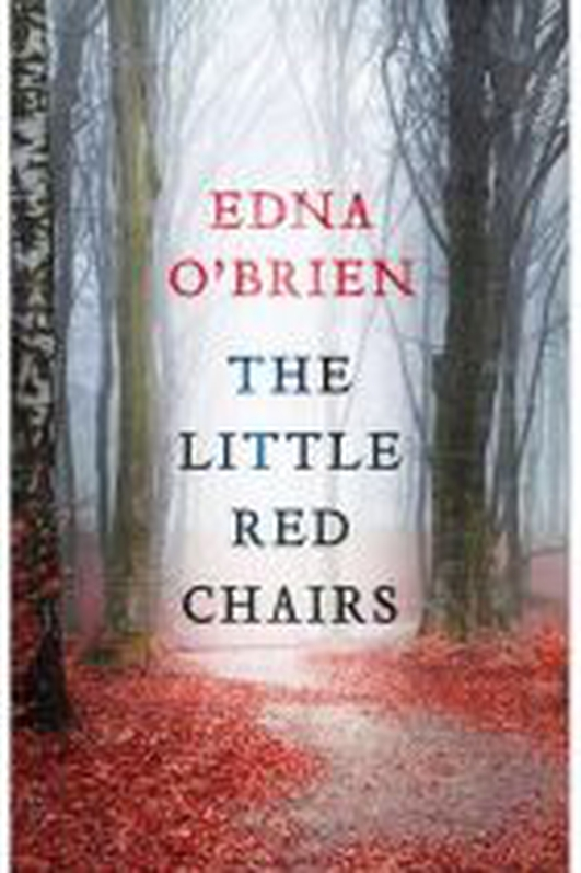 """The Little Red Chairs"" by Edna O'Brien"