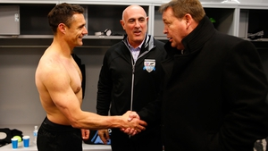 Steve Hansen on Dan Carter (l): 'It doesn't matter who you are, confidence is a massive thing in sport'