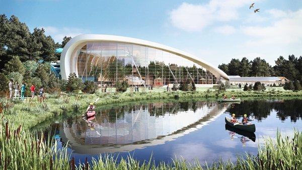 Center Parcs plans to create another 250 jobs as part of an €85m expansion in Co Longford