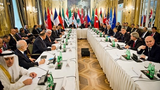 Talks on ending the conflict in Syria