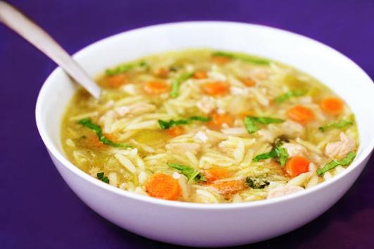 Nevens Recepies - Healthy Soups