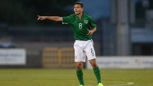 Josh Cullen has been one of the star performers for Ireland
