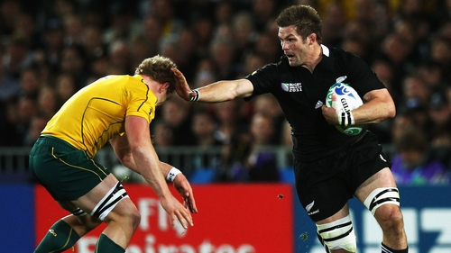 Richie McCaw and David Pocock will face off in a crucial back-row battle