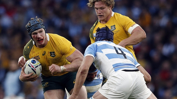 Australian back row David Pocock could be the key man in Saturday's Rugby World Cup final against New Zealand