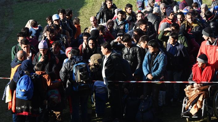 Merkel: National and European measures needed to help stem refugee numbers