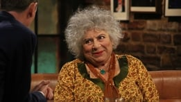 The Late Late Show Extras: Miriam Margolyes