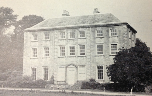 Bowenscourt House, Farahy, between Mallow and Mitchelstown