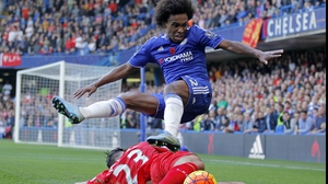 Willian: 'It's a dream to continue with the club...'