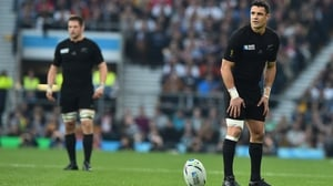 Dan Carter kicked 19 points in the World Cup final