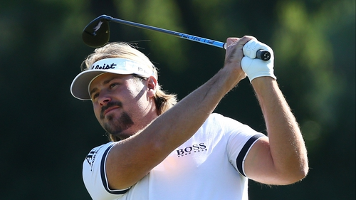 France's Victor Dubuisson in action on his way to victory in Antalya