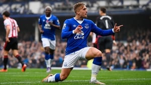 Gerard Deulofeu joined Everton on a permanent transfer from Barcelona in the close season