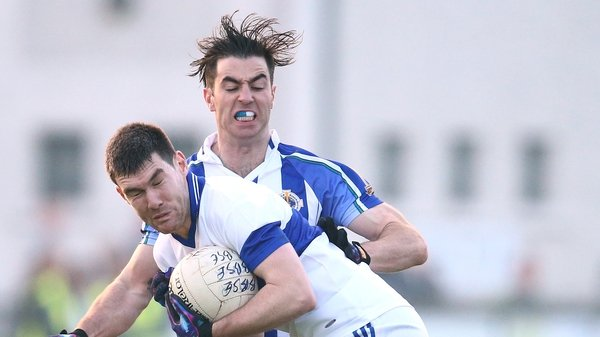 It was victory in the end for Michael Darragh Macauley and Ballyboden in the Dublin football final