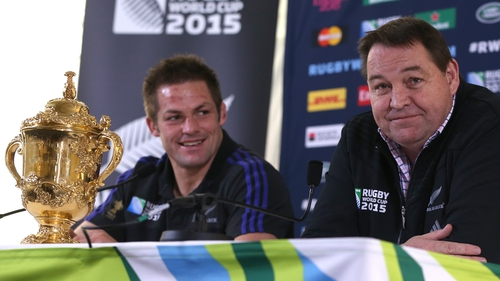 Steve Hansen expects that he will not renew his contract past 2017
