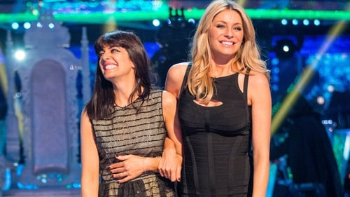 Will you be smiling like Strictly's Claudia and Tess when you get your score?