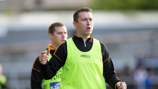 McConville gave Clarke a five minute run as a substitute on Sunday