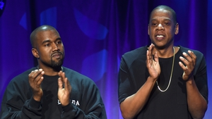 BFFs Kanye and Jay Z have very different backstage requests