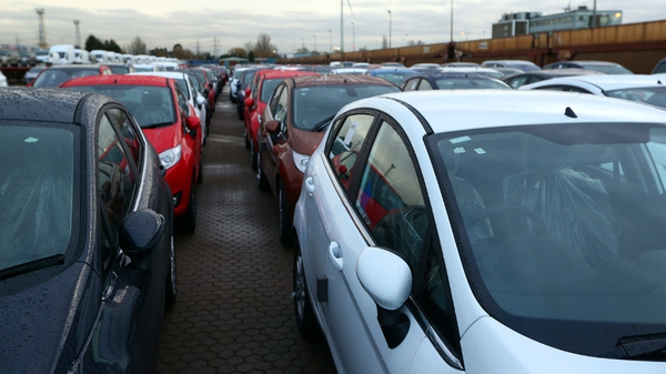 New car registrations for the month stood at 21,625, compared with 15,778 in February 2015