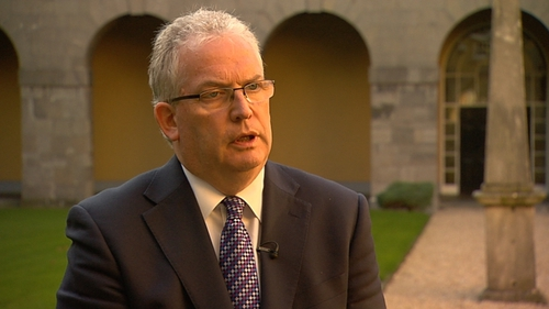 Tony O'Brien said the HSE National Service Plan for 2018 is expected to be published by mid-December