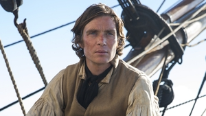 Cillian Murphy - Plays second mate Matthew Joy in the film which tells the true story of the Essex, a whaling ship which was attacked by a whale and became the inspiration for Herman Melville's novel Moby Dick