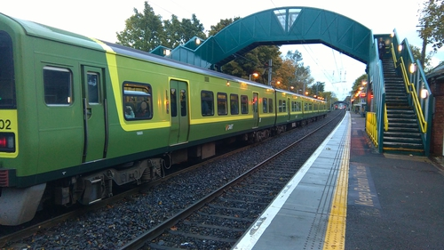 Major disruption to Dart services following 'tragic incident' at Howth Junction