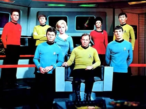 Boldly going back to the small screen