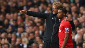 Jordon Ibe made 12 league starts for Liverpool last season