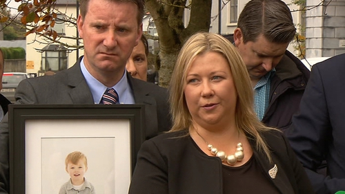 The judge said Gillian Treacy's victim impact statement was the most powerful, upsetting and vivid he had ever read