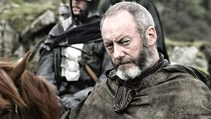 Liam Cunningham as Ser Davos Seaworth in Game of Thrones
