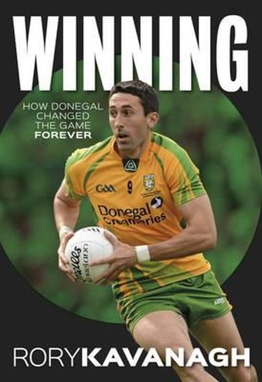 Rory Kavanagh, Donegal Footballer