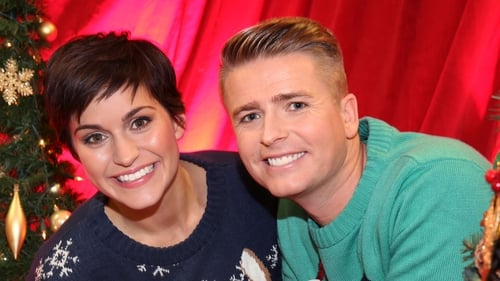 Maria Walsh and Brian Ormond