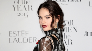 Lily James returning to Downton for finale