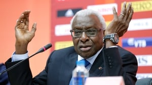 Lamine Diack goes on trial in Paris today