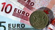 The euro is back above the 90 pence mark, which is bad news for Irish exporters