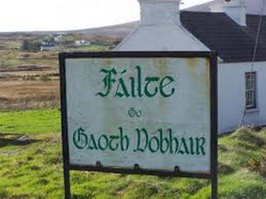 P. J. Ó Domhnaill, Cumann Tionscal agus Tráchtála Ghaoth Dobhair.