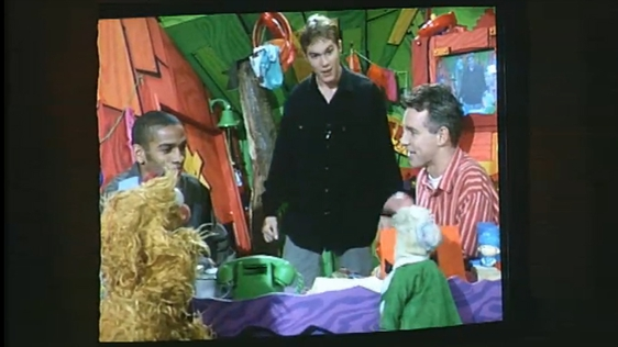 Jason McAteer and Phil Babb on The Den (1995)