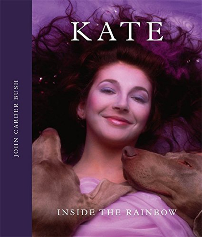 "Review:  ""Kate: Inside the Rainbow"" by John Carder Bush"