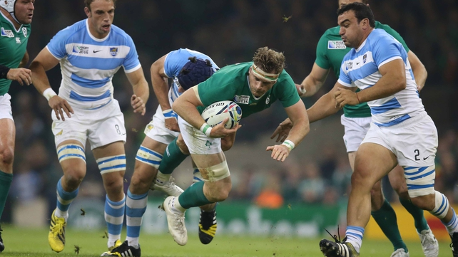 Heaslip: No Southern Hemisphere dominance in rugby