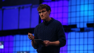 Paddy Cosgrave, CEO and co-founder of Web Summit, says the Collision conference is moving from New Orleans to Toronto