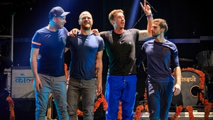 Coldplay's new album dropping on December 4