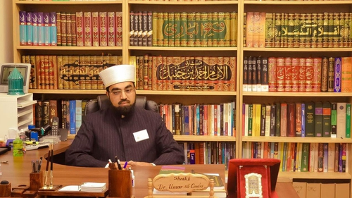 Shaykh Umar al-Qadri said some Muslims have travelled from ireland to join so-called Islamic State militants