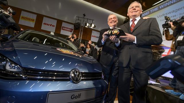 Volkswagen design chief Walter Maria de Silva retires, supervised look of VW