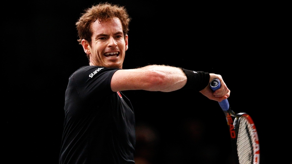 Andy Murray takes on Stan Wawrinka for a place in the semi-finals of the ATP World Tour Finals