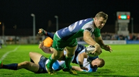 Henshaw sidelined for six weeks by hand injury